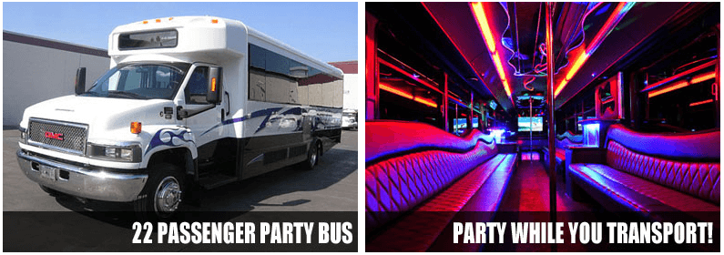 Party Bus Rentals Chandler