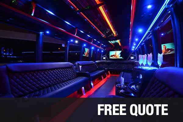 Party Buses For Rental Chandler